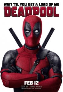 deadpool movie review 2016