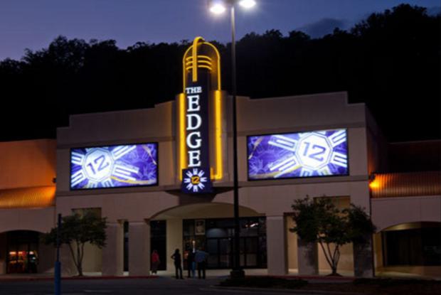 the edge movie theater