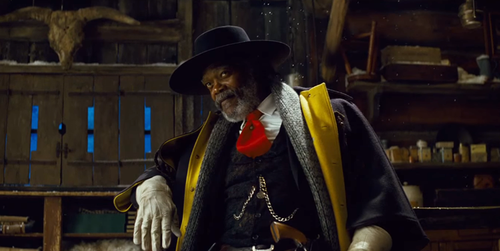 The Hateful Eight Movie 2016